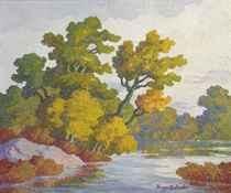 Autumn Glory, Smoky River, Kansas
