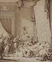 La mort de Raphaël