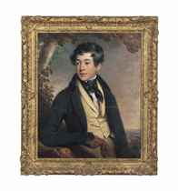 Portrait of Master Brownlow Bertie Mathew