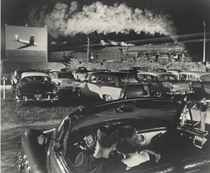 Hot Shot, Eastbound at the Iager drive-in, West Virginia, 1956
