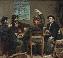 De Stamtafel: storytelling in a cafe