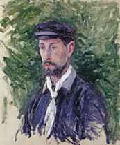 Portrait d'Eugène Lamy