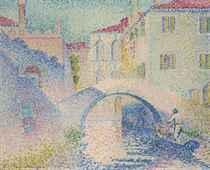 Ponte Moro, Rio Grimani (Venise)