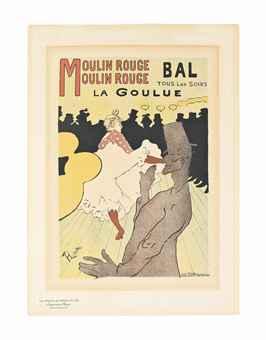 MOULIN ROUGE, LA GOULUE (Les Maîtres de l'Affiche, pl.122)