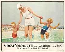 GREAT YARMOUTH AND GORLESTON ON SEA