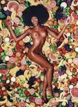 Naomi Campbell: Fruit, New York, 1999