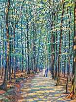 Georgenborn sous bois