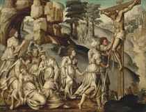 Attributed to Lambert Lombard (Liège 1505-1566)