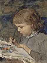 De Jonge Artiste: the young artist