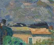 Bauernhaus, Cornillon, 1912