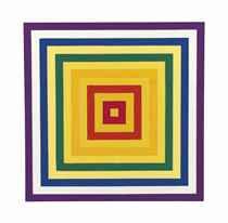 6. Scramble: Ascending Yellow Values/Descending Spectrum