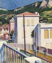 The White Villa, Cassis