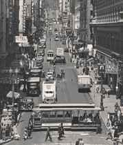 Powell Street, 1947