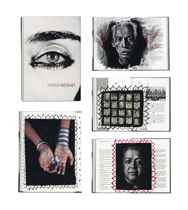 Neshat, Shirin (b 1957) Untitled Detroit: Detroit Institute