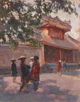 TEMPLE OF MINH MANG, HUE
