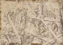 Saint Helena discovering the Cross