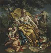 An Allegory of Europe