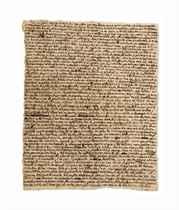 """Honoré-Gabriel Riquetti, comte de MIRABEAU (1749-1791). Lettre autographe non signée, datée """"24 juillet"""" [1777] à Sophie de Monnier. 2 pages sur un feuillet in-8 (190 x 155 mm). Encre sur papier."""