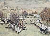La Seine à Notre Dame, Paris