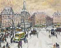 Paris, Place de la République