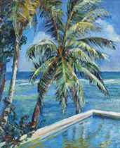 Swimming pool, Blue Harbour