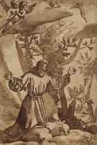 Saint François recevant les stigmates