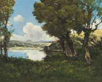 Henri Joseph Harpignies (French, 1819-1916)