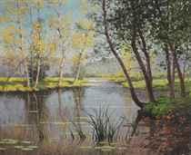 René Charles Edmond His (French, 1877-1960)