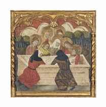 Attributed to the Studio of Pedro Zuera (Huesca fl.1430-1469