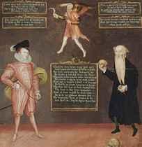 English School, 16th Century