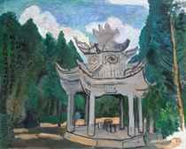 Xian Ruo Pavilion