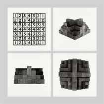 3 Photographs + 1 Diagram (Row C)