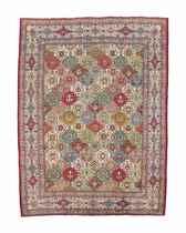 A fine Tabriz of Safavid design