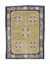 An early 19th century Ningxia rug