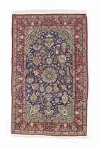 A fine Qum rug