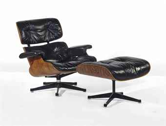 Charles 1907 1978 et ray eames 1912 1988 39 lounge for Charles et ray eames chaise