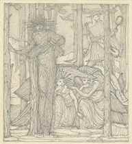 Sir Edward Coley Burne-Jones, Bt., A.R.A., R.W.S. (1833-1898