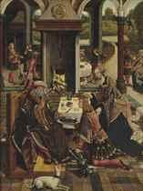 Workshop of Jacob Cornelisz. van Oostsanen, called Jacob van