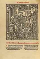 BONIFACE VIII (?1235-1303), pope from 1294 Liber sextus decr