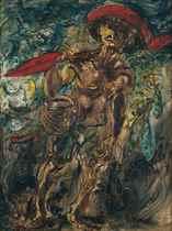 AFFANDI (Indonesian, 1907-1990)