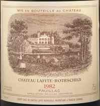 Château Lafite-Rothschild 1982