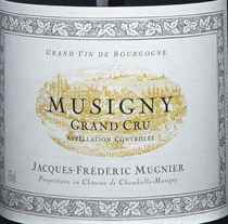 Jacques-Frédéric Mugnier Musigny 1990