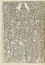 BERTAUD, Jean (b1502) Encomium trium Mariarum cum earundem c