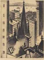 Christopher Richard Wynne Nevinson, A.R.A. (1889-1946)