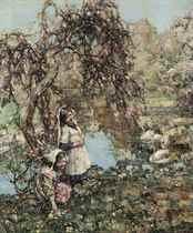 Gathering primroses