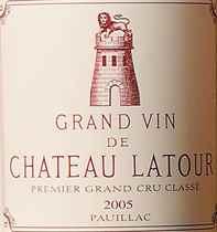 Château Latour 2005