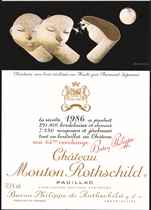 Château Mouton-Rothschild 1986