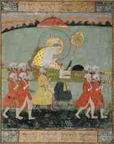 AURANGZEB IN OLD AGE