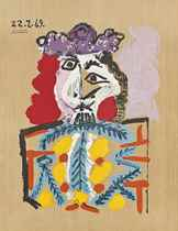 After Pablo Picasso (1881-1973)