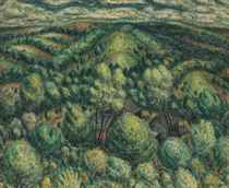 Landscape with Field